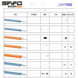 OFS 单芯玻璃光纤AC01287-10