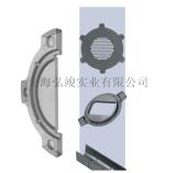 专业供应石墨半导体 离子注入 等离子蚀刻用石墨制品 石墨配件