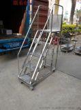 销售304不锈钢登高梯尺寸可定做厂家定做质量有保证