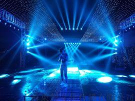 上海T台秀舞台灯光音响租赁舞美设计公司