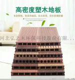 天津防腐木塑地板 環保塑木 戶外木塑