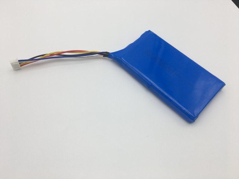 1261110-5000mah华瑞隆聚合物锂电池