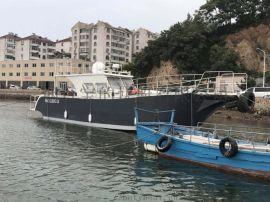 宝的BD1800铝合金远洋柴油钓鱼艇海钓船