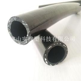 厂家现货批发 10mm光面编织高压油管 TPV液压油管 编织缠绕胶管 规格齐全