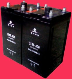 2V400AH免维护铅酸蓄电池