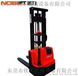 全电动堆高车液压托盘升降车电瓶堆垛车诺力叉车ECL