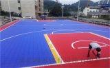 張家港懸浮地板籃球場優勢河北湘冠體育來解答