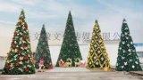 大型聖誕樹出售聖誕樹製作廠家耶誕節慶典道具租賃