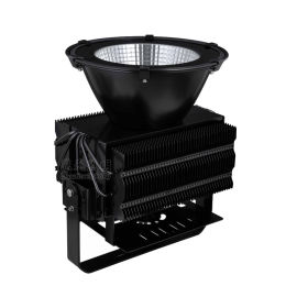 LED塔吊球场投光灯100w150w200w300w400w500w建筑工地投射灯工厂直销
