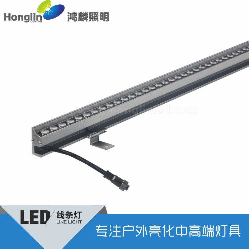 12W藏線安裝led線條燈免線槽led線形燈