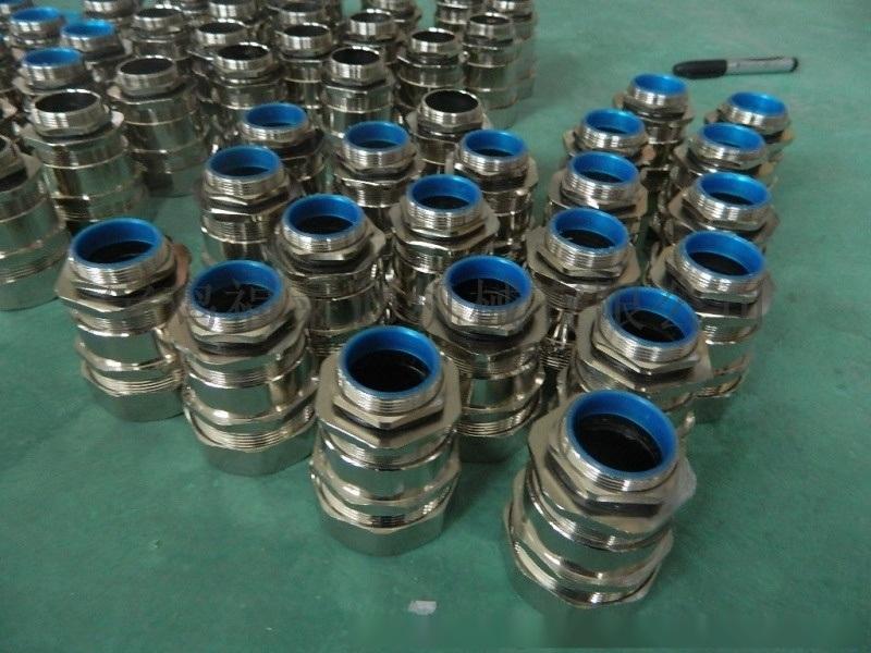 钢管接头锌合金材质无螺纹