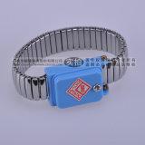 深圳 金属无绳手腕带 金属静电手环 无线金属手腕带