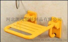 淋浴墙凳折叠椅子座上墙凳子防撞浴凳