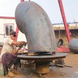 河北碳鋼大型彎頭廠家直銷DN800大口勁對焊彎頭