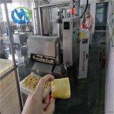 自动出渣臭豆腐油炸机器-高低温臭豆腐油炸整套生产线