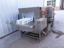 康致达SUS304不锈钢汽车配件箱清洗机
