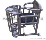 圆管型审问椅 SXY9 不锈钢讯问椅