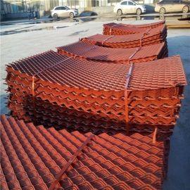 建筑外钢笆片 钢芭片厂 不锈钢钢芭片生产厂家
