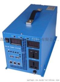 车载1000W纯正弦波太阳能光伏离网高频UPS逆控一体机