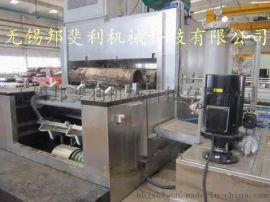 矿用液压支架缸筒清洗机