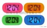 数显电子钟  多功能电子钟  七彩变色钟