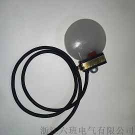 矿用红绿信号灯浇封型信号灯XDE2/127