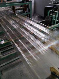 防腐蚀frp采光瓦透明瓦 透明玻璃钢厂家