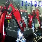 工业焊接机器人 汽车行业自动激光焊接机器人