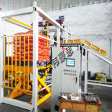 设计全自动粉体码垛系统 全自动涂料粉包装码垛机