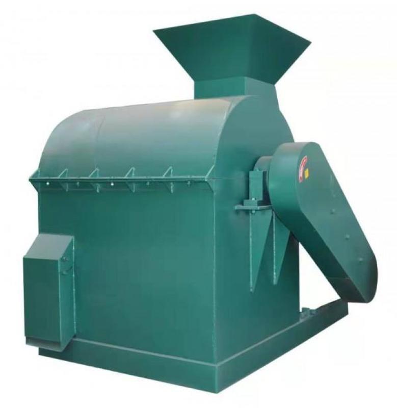 有机肥生产线设备安转图纸及场地需求