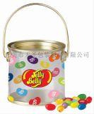 東莞馬口鐵PET桶工廠 糖果/巧克力包裝PET鐵桶