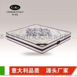 常州床垫厂家 乳胶垫椰棕垫弹簧床垫席梦思批发定制
