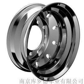 7.5锻造卡客车铝合金轮毂铝轮1139