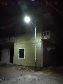 365夜晚亮燈太陽能路燈質保5年