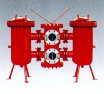大型过滤器、双管回油管路过滤器