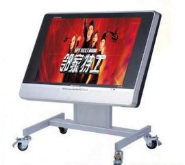 液晶电视移动支架