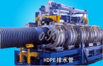 HDPE排水管(SN4/SN8)