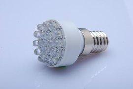 游艺防水LED闪光灯(E14-19LED)