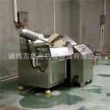 燒烤食材大香腸加工設備 變頻調速控溫125型斬拌機 生產廠家直銷