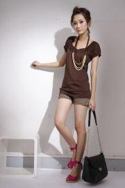 女式針織衫(C4817)