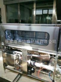 陆鼎机械桶装纯净水生产线 半自动纯净水生产线全套