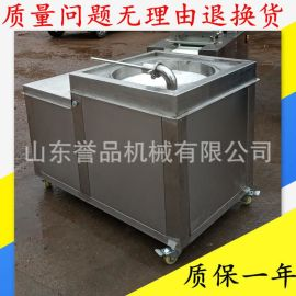 北京猪肉灌肠速度可调液压灌肠机整套生产香肠机器肉类绞肉灌肠机