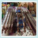 珠海玻璃门拉手商场会所大门拉手定制镀铜不锈钢