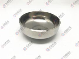 SUS304不鏽鋼橢圓形封頭橢圓堵頭316L橢圓焊接管堵426*3-2000*3