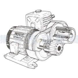 APH-1BS变速轮减速机组合