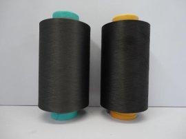 纳米功能性75D/72F竹炭涤纶长丝