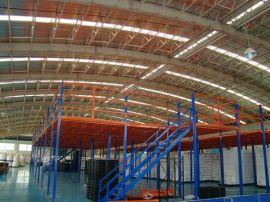 仓库货架式阁楼平台,免费设计,销售生产安装一条龙服务,品质保证,服务至上!