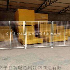 贵阳厂房临时隔离带 车间围墙护栏生产厂家