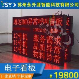 工厂呼叫系统管理看板/无线呼叫系统