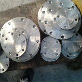 316L不锈钢法兰盲板 标准法兰规格重量表